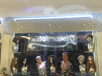Gallery of Custom Wigs - New York City