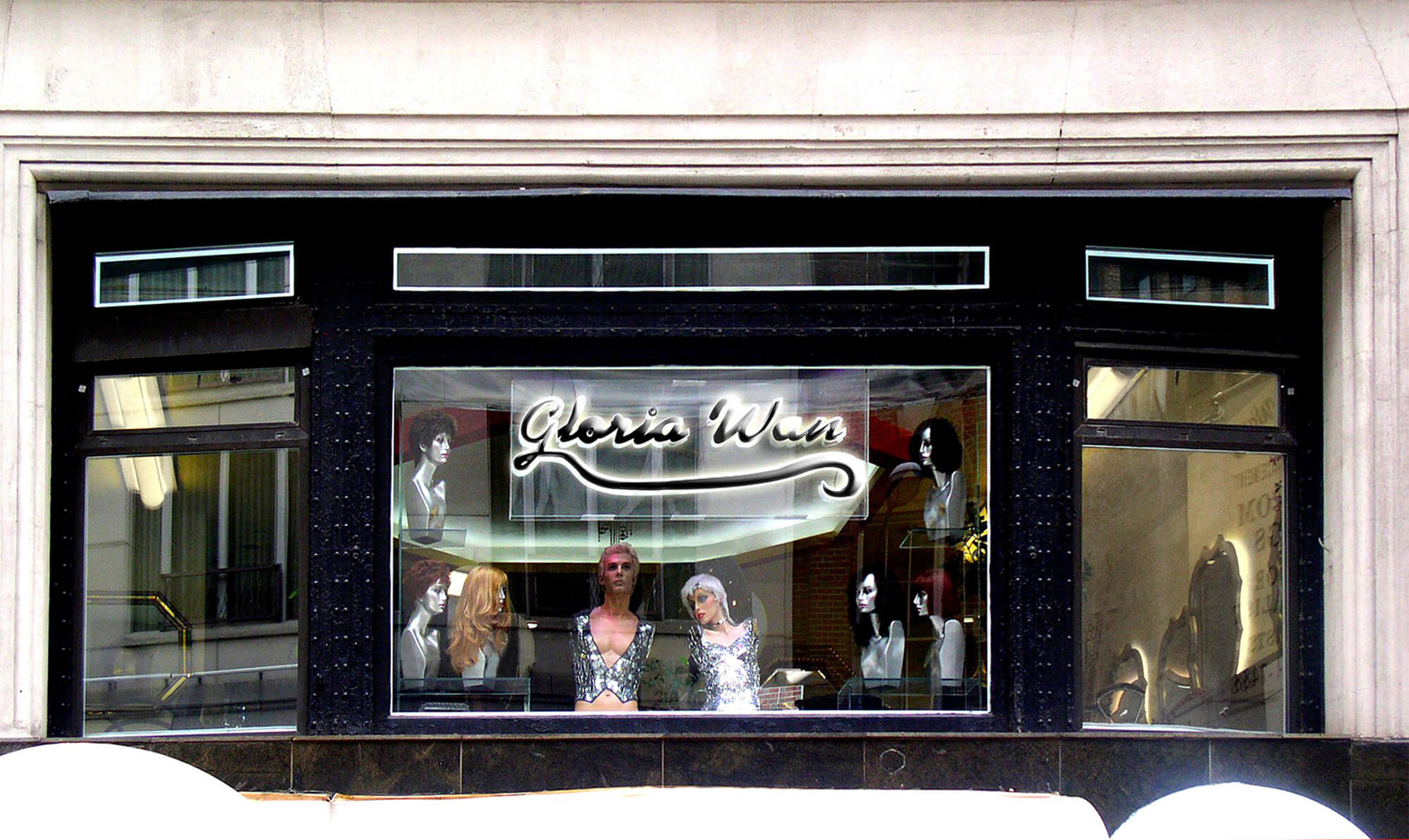 Storefront of Our Hair Salon in New York City